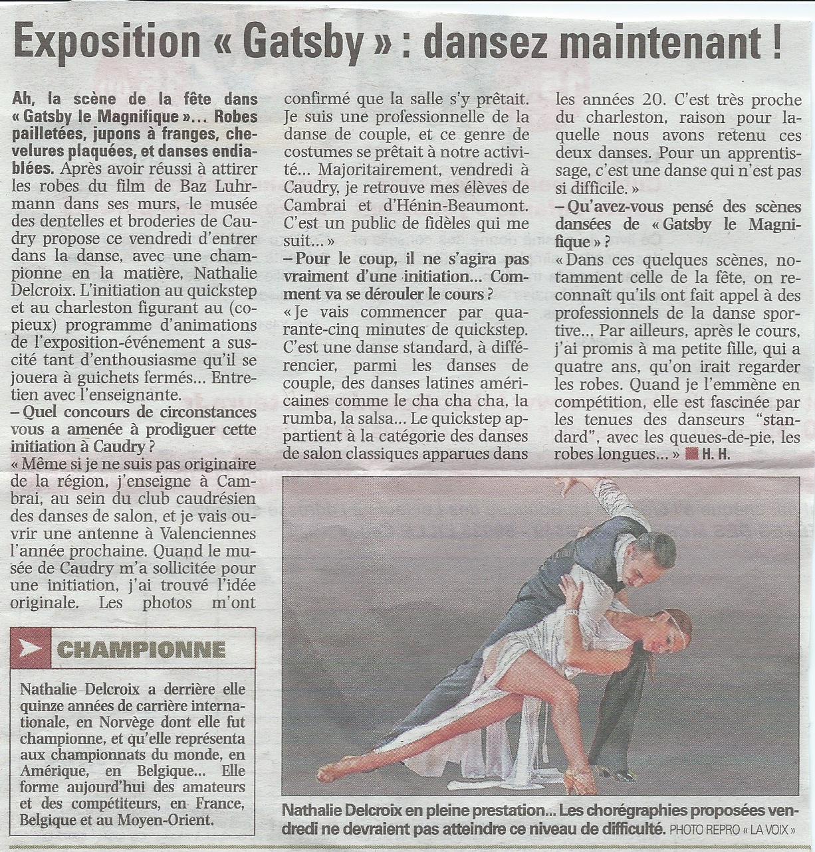 caudry gatsby
