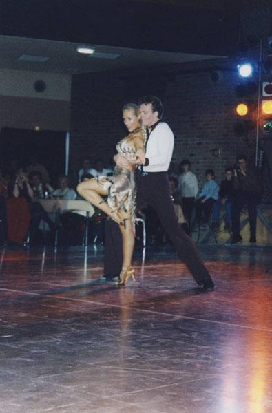 Show danses latines